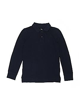 Cherokee Long Sleeve Polo Size M (Kids)