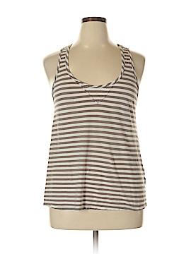 Joie Sleeveless T-Shirt Size L