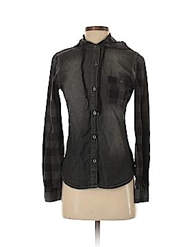 Empyre Long Sleeve Button-Down Shirt Size XS