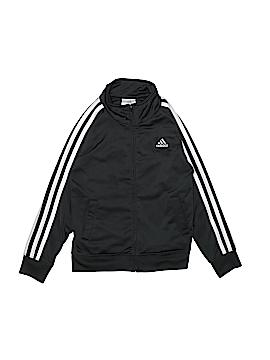 Adidas Track Jacket Size 6