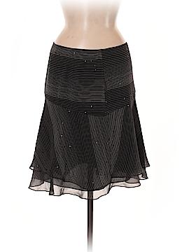 Calvin Klein Silk Skirt Size 8 (Petite)