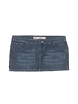 Hollister Denim Skirt Size 3