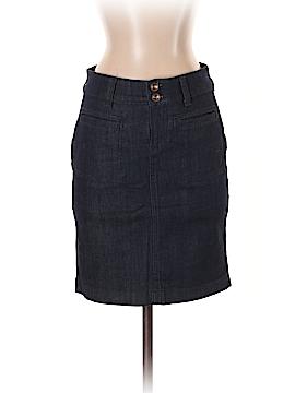 Banana Republic Denim Skirt 24 Waist (Petite)