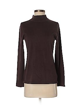Pendleton Long Sleeve Silk Top Size XS