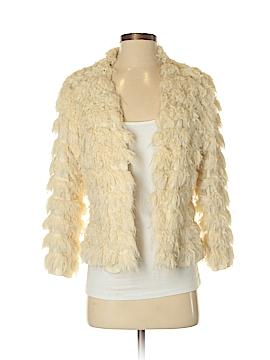 Diane von Furstenberg Silk Cardigan Size 2