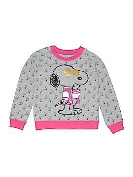 Peanuts Sweatshirt Size L (Kids)