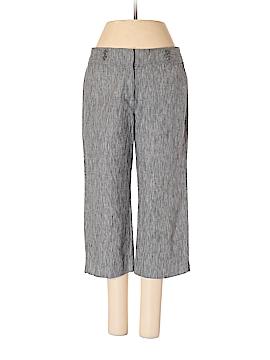 Larry Levine Linen Pants Size 4 (Petite)