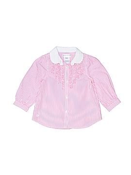 Ralph Lauren Long Sleeve Button-Down Shirt Size Small  (Tots)