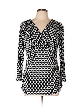 Sunny Leigh 3/4 Sleeve Top Size L