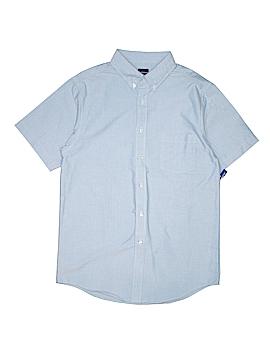 Arrow Short Sleeve Button-Down Shirt Size 20