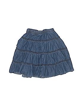Hanna Andersson Denim Skirt Size 120 (CM)