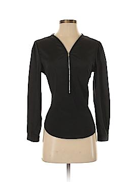 Fancy Qube Long Sleeve Blouse Size M