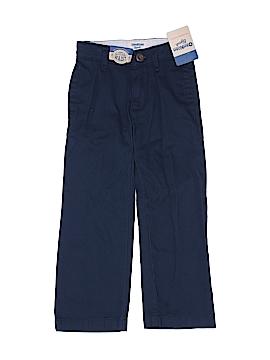 OshKosh B'gosh Khakis Size 4 (Slim)