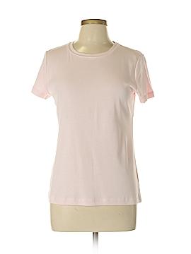 Anne Klein Short Sleeve T-Shirt Size L (Petite)