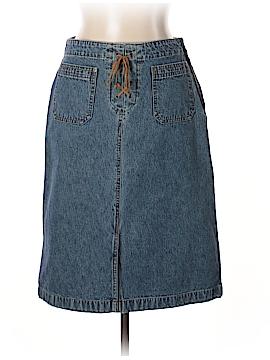 Covington Denim Skirt Size 10
