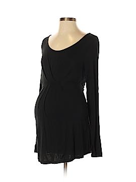 Liz Lange Maternity for Target Long Sleeve Top Size S (Maternity)