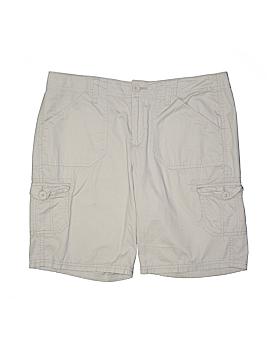 Faded Glory Cargo Shorts Size 12