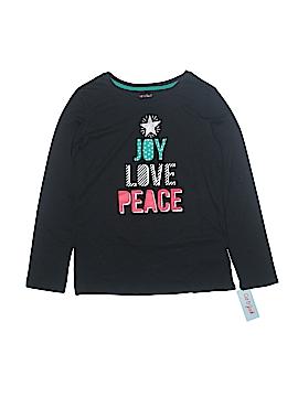 Cat & Jack Long Sleeve T-Shirt Size X-Large (Youth)