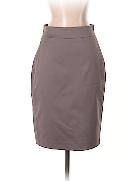 Ann Taylor Factory Wool Skirt Size 0
