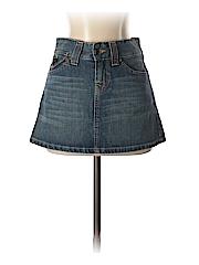 Lucky Brand Women Denim Skirt 25 Waist