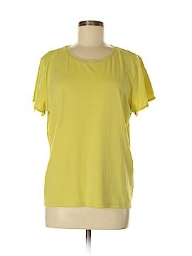 Sigrid Olsen Short Sleeve Top Size L