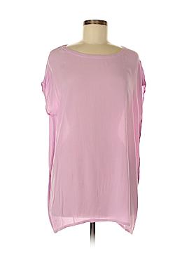 Allen Allen Short Sleeve Blouse Size XS