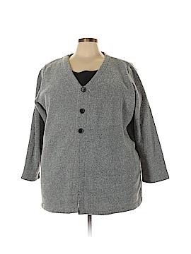Venezia 3/4 Sleeve Top Size 3X (Plus)