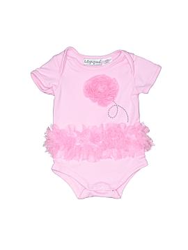 Baby Rageous Short Sleeve Onesie Size 3 mo