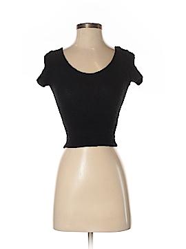 Topshop Short Sleeve Top Size 0