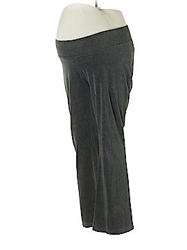 Oh Baby By Motherhood Fleece Pants Size M (Maternity)