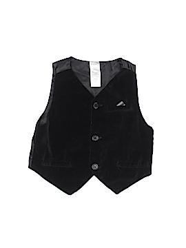 George Tuxedo Vest Size 3-6 mo