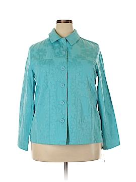 TanJay Jacket Size 16