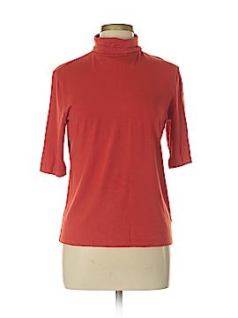 Jones New York Sport Short Sleeve Turtleneck Size L