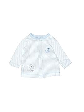 Little Me Long Sleeve T-Shirt Newborn
