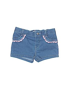 DKNY Denim Shorts Size 18 mo