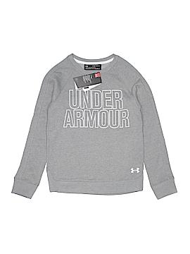 Under Armour Sweatshirt Size M (Youth)