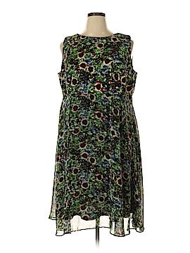 Taylor Casual Dress Size 20w (Plus)