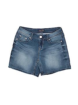 Seven7 Denim Shorts Size 5X (Plus)