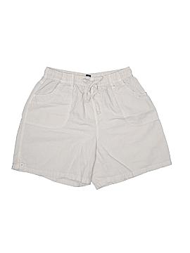 Karen Scott Khaki Shorts Size M