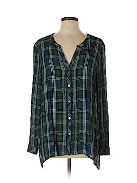 J.jill Long Sleeve Blouse Size L