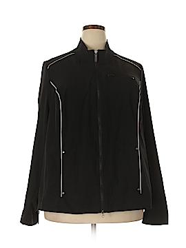 V Point Sportswear Track Jacket Size 26 (Plus)