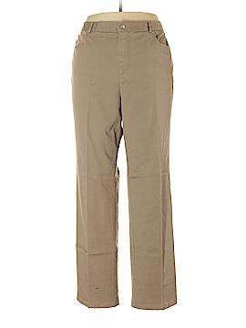 Linda Allard Ellen Tracy Jeans Size 18 (Plus)