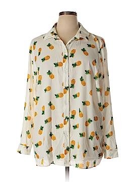 ASOS Long Sleeve Blouse Size 18 (Plus)