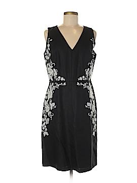 Ann Taylor LOFT Casual Dress Size 8 (Tall)