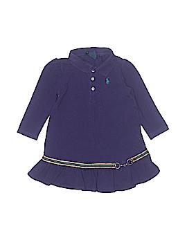 Ralph Lauren Long Sleeve Polo Size 24 mo
