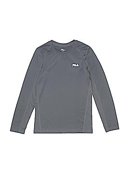 Fila Active T-Shirt Size 10/12