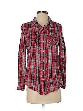Sandra Long Sleeve Button-Down Shirt Size XS