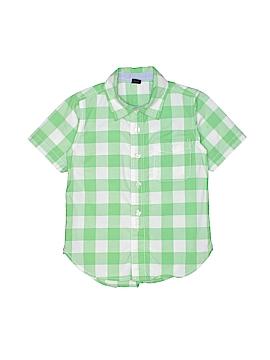 Baby Gap Short Sleeve Button-Down Shirt Size 4T
