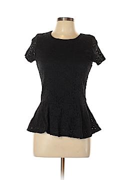 Bobeau Short Sleeve Top Size M