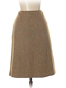 Tahari Wool Skirt Size 4